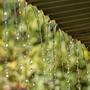 Depósitos para agua de lluvia